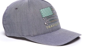 This TravisMathew Golf Club Flag Hat Is The Perfect Style Accessory Out On The Links