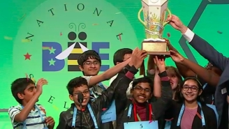 The Scripps National Spelling Bee Ended In A Crazy-Ass Tie And Nothing Is Sacred Anymore