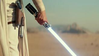 17 Stunning New 'Star Wars: The Rise of Skywalker' Photos Taken By Annie Leibovitz Revealed