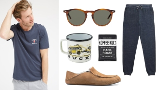 Steal This Look: Coffee At Sunrise