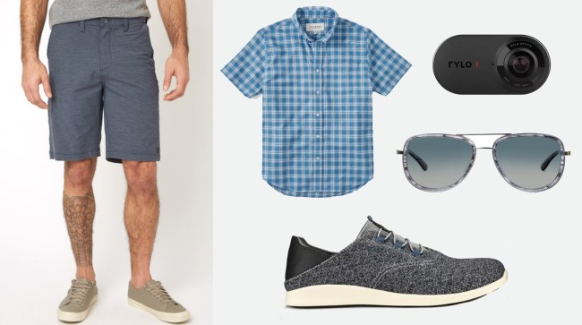 Steal This Look River Walk