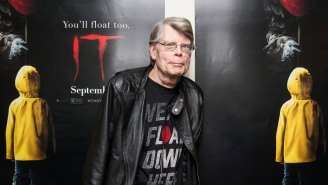Stephen King Has Some Very Interesting Ideas For How He Believes 'Game Of Thrones' Will End