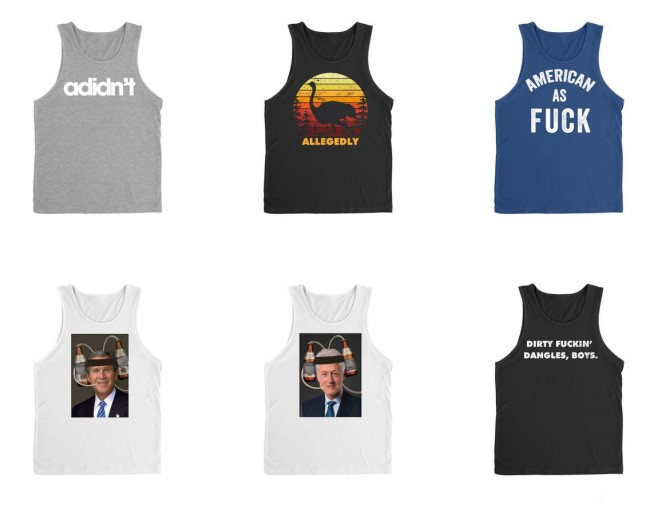 Summer Tank Tops Highly Clutch