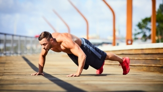Add These 'Superman Pushup' Variations To Your Workout To Looked More Ripped Than The Man Of Steel