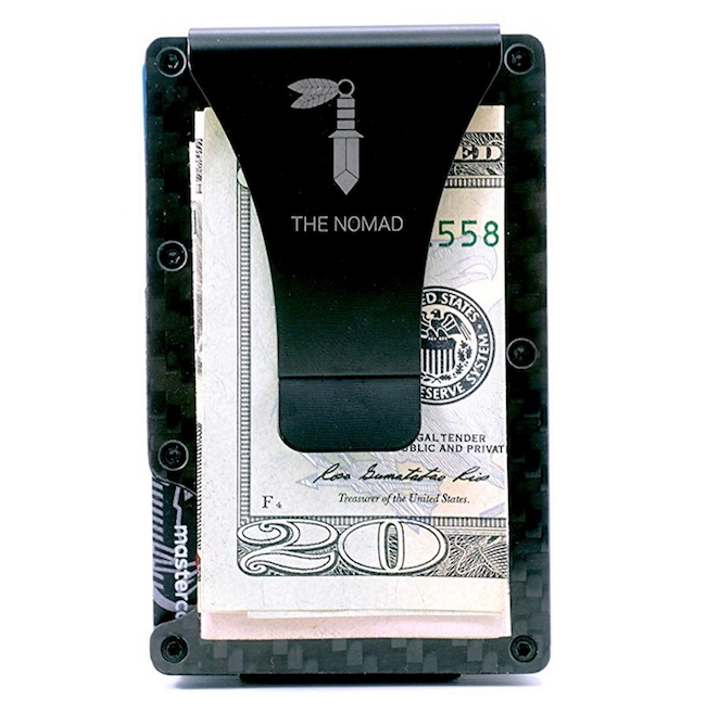 The Nomad Tactical Wallet