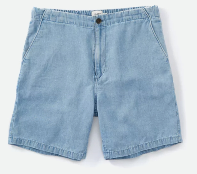 The Weekend Short from Flint And Tinder