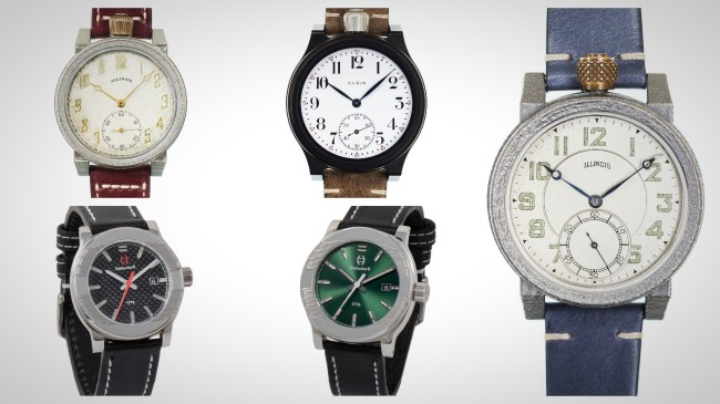five watches we want right now