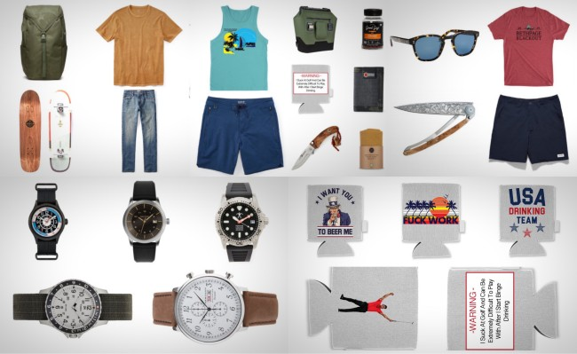 things we want this week rugged gear for men