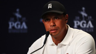 Tiger Woods And His Girlfriend Are Being Sued For Wrongful Death By Parents Of Restaurant Employee
