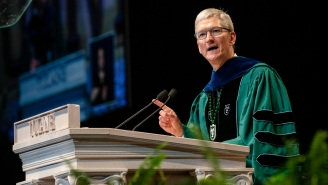 Tim Cook Says His Generation Failed Millennials And Offered Some Advice On How They Can Fix Society's Problems