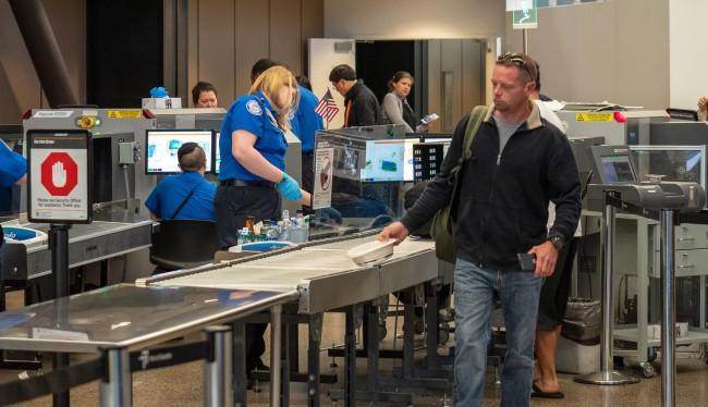 Travelers Left 1 MILLION In TSA Security Bins Top 10 Airports 2018