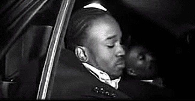 tupac shakur alive Chillo music video from 2006