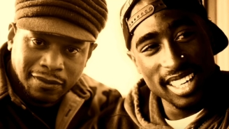 Conspiracy Theory Says Tupac Shakur Didn't Die And The Proof Is In An Eye-Opening Interview With Sway