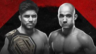 UFC 238 The World's Top Bantamweights Are In Full Effect At UFC 238
