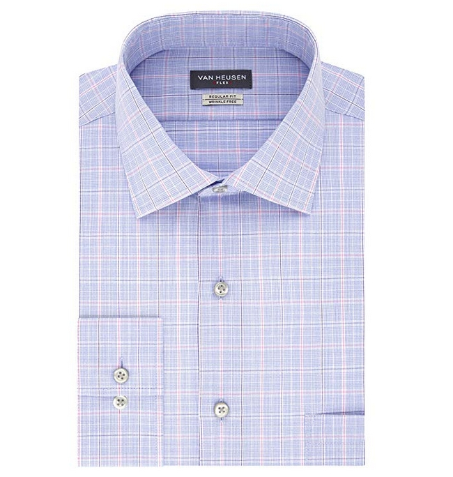 Van Heusen Men's Dress Shirt