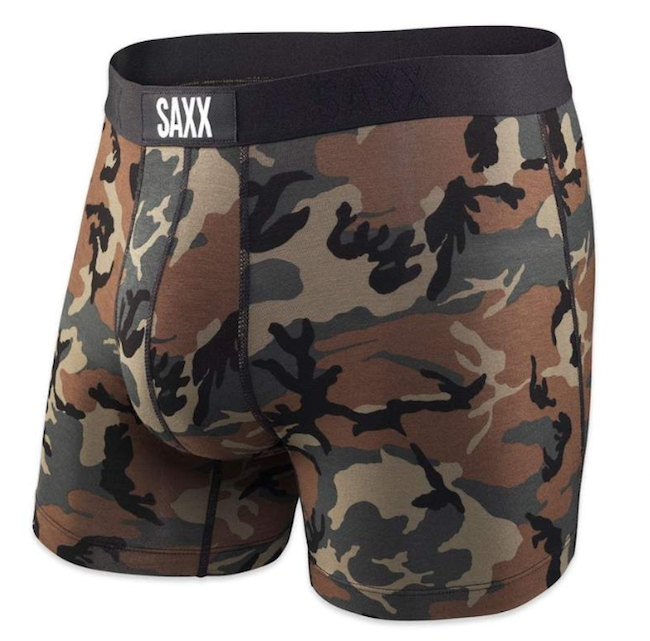 Vibe Boxer Briefs from Saxx