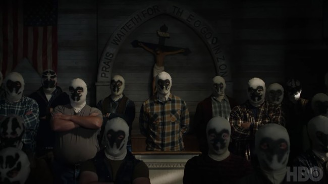 Watch The First Official Trailer For HBO Watchmen