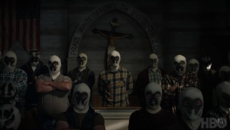 The First Trailer For HBO Original Series 'Watchmen' Is Here And It Looks Insane(ly Good)