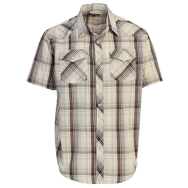 Western Short Sleeve Shirt