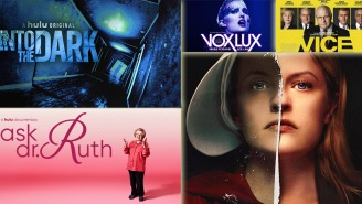 What's New On Hulu In June: 'The Handmaid's Tale, Vox Lux, Vice, Point Break, Rounders' And More