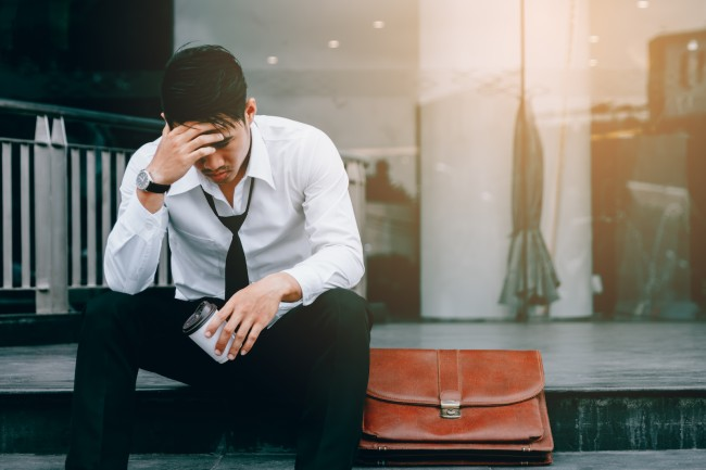 workplace burnout issue