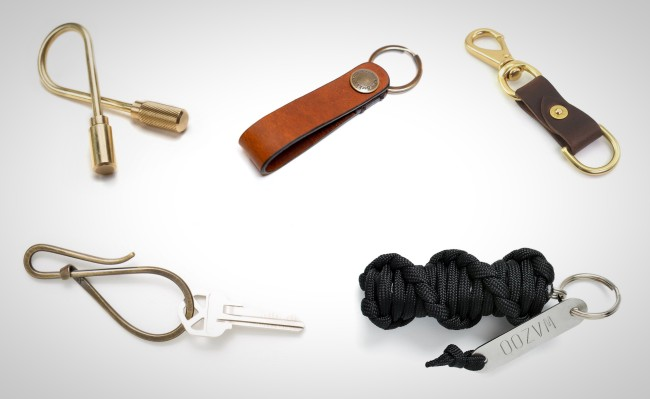 best everyday carry keychains for men