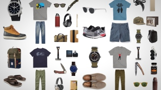 50 'Things We Want' This Week: Everyday Carry Gear, Watches, Keychains, Cognac, And More