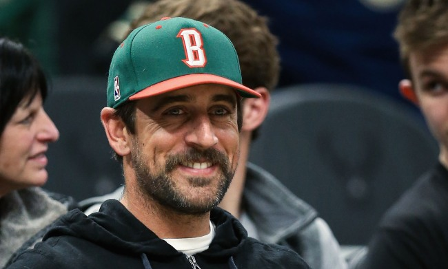 Aaron Rodgers New 2019 Green Bay Packers Headshot Is Going Viral