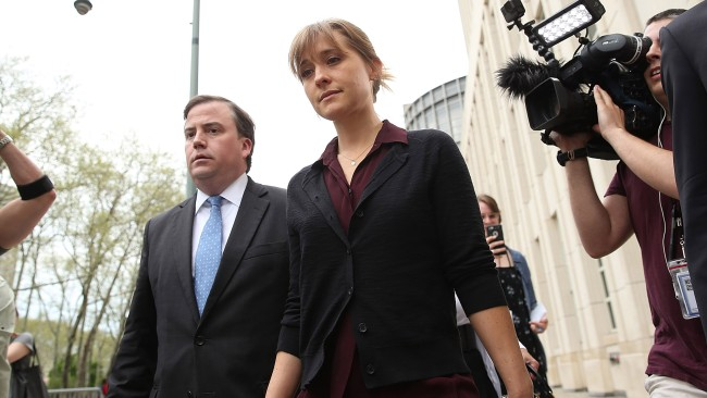 Allison Mack Allegedly Told Nxivm Slave She Could Become Wonder Woman