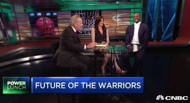 Andre Iguodala None Of Warriors Free Agents Are Going To The Knicks
