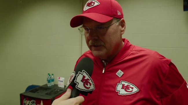 A Kansas City radio host named Kevin Kietzman is getting ripped on Twitter after disrespectful take about Andy Reid's son