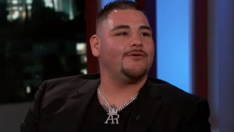 Andy Ruiz Jr. Talked About Becoming The First Mexican Heavyweight Champ Of The World And How He Pulled It Off