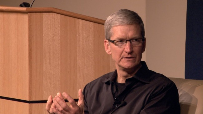 Apple CEO Tim Cook gives advice on how to be successful with time management and focus