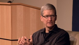 Apple CEO Tim Cook Gives A+ Advice On How To Conquer A Challenge Even When You're Not Ready