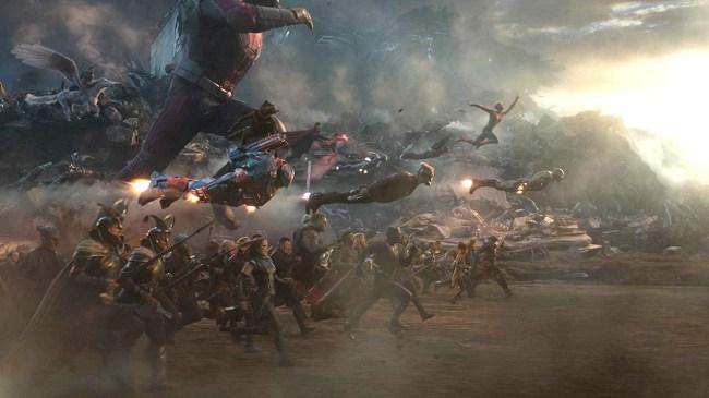 avengers endgame still image