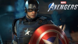 Marvel Drops First-Look Trailer At Long-Awaited 'Avengers' Video Game