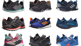 Why We Love adidas Outdoor Terrex Hiking Shoes