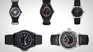 5 Of The Best Black Watches For Men That Are Perfect For Everyday Wear