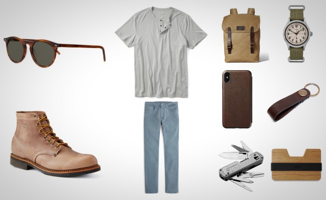 best everyday carry gear earth tones