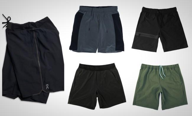 best men's athletic shorts for Summer 2019