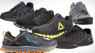 Get Outside And Get Moving With A Pair Of These Best Trail Running Shoes For Men
