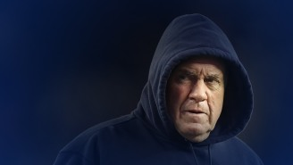 Bill Belichick Shot Linebacker Kyle Van Noy In The Face During A Team Paintball Outing