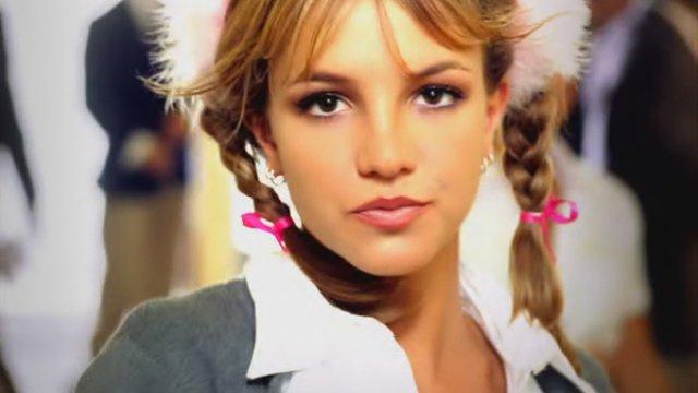 Britney Spears 90er