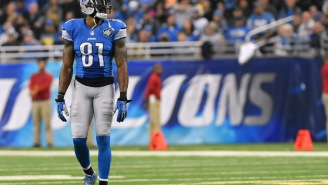 Former WR Calvin Johnson Says Detroit Lions Need To 'Put That Money Back In My Pocket' To Repair Relationship