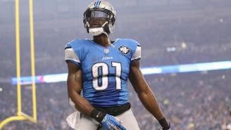 Calvin Johnson Blasts Detroit Lions For Demanding Money Back When He Abruptly Retired