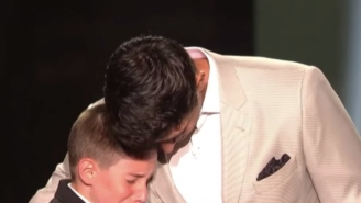 Canadiens Carey Price Surprises A Young Fan Who Lost His Mom To Cancer In A Top-10 Hockey Moment Of The Decade