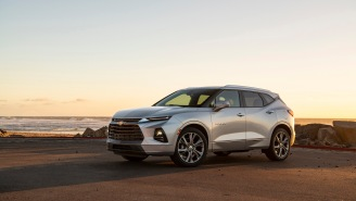 The All-New 2019 Chevy Blazer On The Pacific Coast Highway: An Ideal Ride For The Road Trip To Big Sur