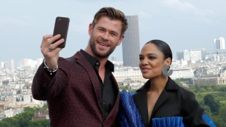 Chris Hemsworth Says He Was 'Running Out Of Money' Being An Actor Before Finally Being Cast As Thor