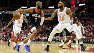 Even The NBA's Worst Franchise Doesn't Want Chris Paul