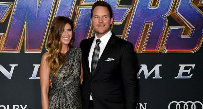 Chris Pratt And Katherine Schwarzenegger Got Married Photo